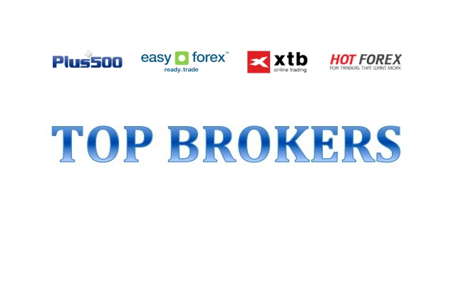 Top rated forex brokers 2012